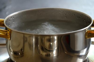 Hati-Hati, Jangan Buang Air Panas Sembarangan