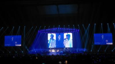 Rossa Jadi Kejutan di Konser Super Junior