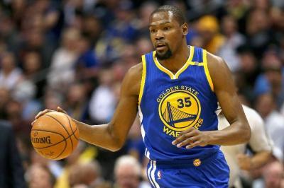 Meski Cedera, Warriors Diyakini Akan Berikan Kontrak Baru untuk Durant dan Thompson