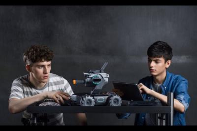 DJI Luncurkan RoboMaster S1 untuk Latih Coding
