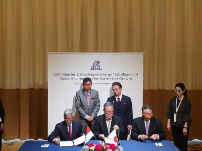SKK Migas dan Inpex Teken Head of Agreement Blok Masela