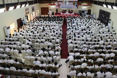 755 Petugas Pendukung Haji Jalani Pembekalan di Arab Saudi