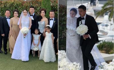 Potret Cantik Amanda Winarko Jadi Pengantin, Anggota Keluarga Besar Putera Sampoerna