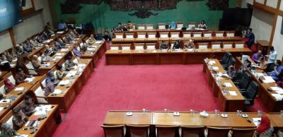 Sri Mulyani Minta Rp44,39 Triliun untuk Anggaran Kemenkeu di 2020