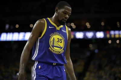 Legenda NBA Percaya Cedera Durant Takkan Benamkan Kariernya