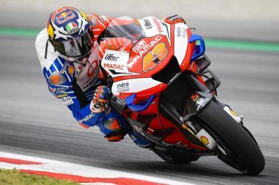 Finis Ke-5 di MotoGP Catalunya, Miller Akui Terbantu Insiden Lorenzo