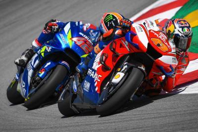 Miller Terkesan dengan Kinerja Pembalap Suzuki di MotoGP Catalunya 2019