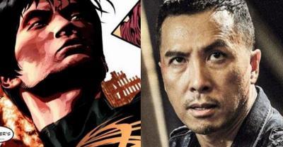Donnie Yen dan Ludi Lin Diincar Marvel untuk Film Shang-Chi