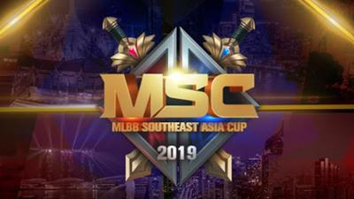 Tim ONIC Berlaga di Turnamen Game Mobile Legends 'MSC 2019' Manila