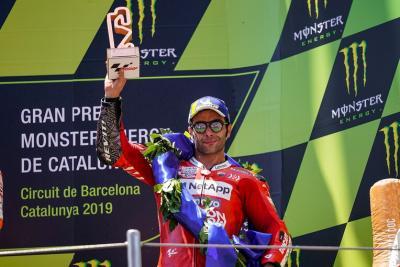 Petrucci Ingin Jaga Momentum Jelang MotoGP Belanda 2019