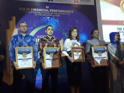 MNC Bank Raih Penghargaan dari Indonesia Finance Awards