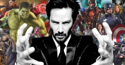 Tak Cuma Sekali, Marvel Tawarkan Hampir Tiap Film MCU pada Keanu Reeves