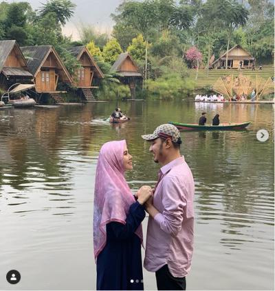 Rahasia Keharmonisan Kartika Putri dengan Habib Usman