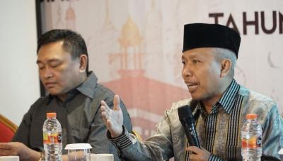 Dirjen PHU Pimpin Rakor Persiapan Haji 2019