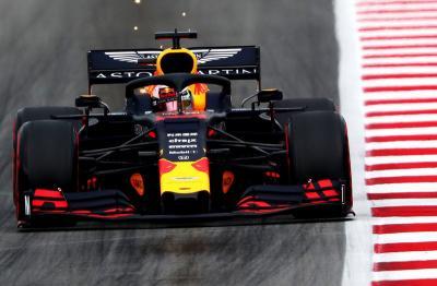 Verstappen Pantang Menyerah Kejar Kemenangan di F1 2019