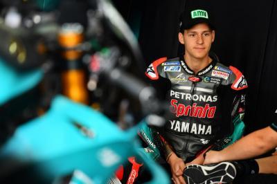 Quartararo Miliki Motivasi Ekstra untuk Mentas di MotoGP Belanda 2019