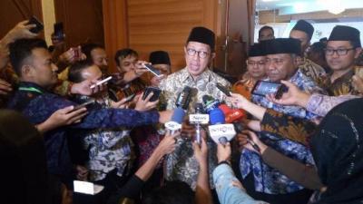 Menag Lukman Hakim Jadi Amirul Hajj Lagi?
