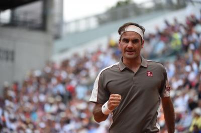 Federer Punya Kepercayaan Diri Jelang Wimbledon 2019