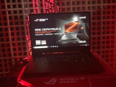 Tipis dan Ringan, ASUS ROG Zephyrus dengan AMD Ryzen Meluncur di Tanah Air