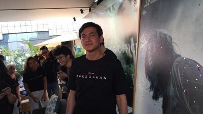 Adipati Dolken Akui Beban Bermain Film Perburuan Karya Pramoedya Ananta Toer