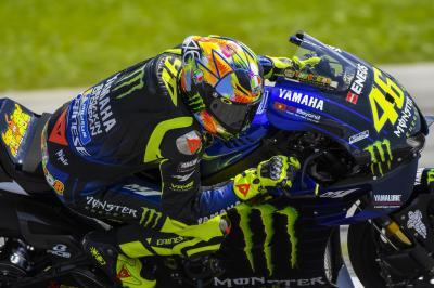 Rossi Enggan Terlena dengan Kejayaan Masa Lalu
