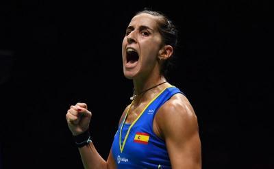Carolina Marin Tak Ingin Sesumbar Akan Tampil di Kejuaraan Dunia 2019