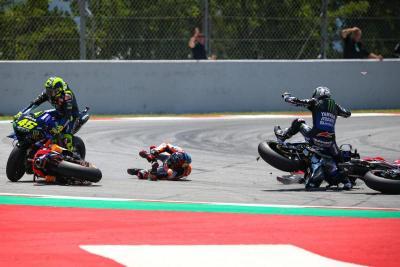 Insiden Catalunya Jadi Motivasi Comeback Yamaha di MotoGP Belanda 2019