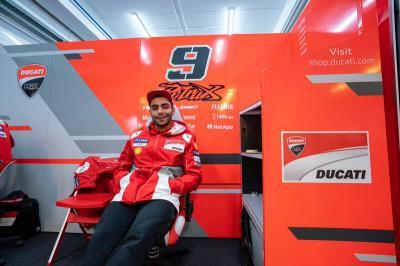 Ingin Lanjutkan Tren Positif, Petrucci Bidik Podium di MotoGP Belanda