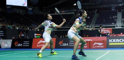 Gloria Targetkan Tembus Semifinal Indonesia Open 2019