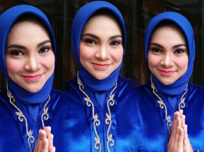 5 Gaya Hijab Hanum Rais, Kandidat Wakil Ketua DPRD Yogyakarta