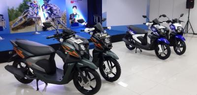 Yamaha Ubah Warna dan Grafis Baru X-Ride, Terinspirasi YZ Series