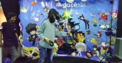 Bekraf Game Prime 2019 Tampilkan VR hingga Game Dingdong
