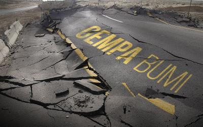 Doa Menghadapi Gempa Bumi