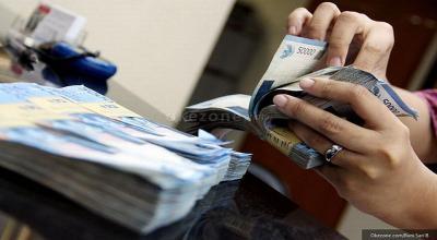 Utang Luar Negeri Indonesia Tumbuh 7,4% Jadi Rp5.374 Triliun