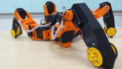 Canggih, Robot Karya Mahasiswa Ini Bisa Deteksi Gempa