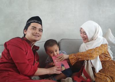 Sesuai Wasiat, Alvin Faiz Pimpin Yayasan Peninggalan Arifin Ilham