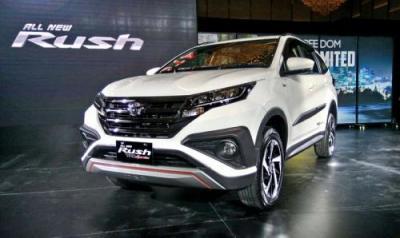 Beda Komponen dengan Toyota Rush, Daihatsu Terios Terhindar dari Recall