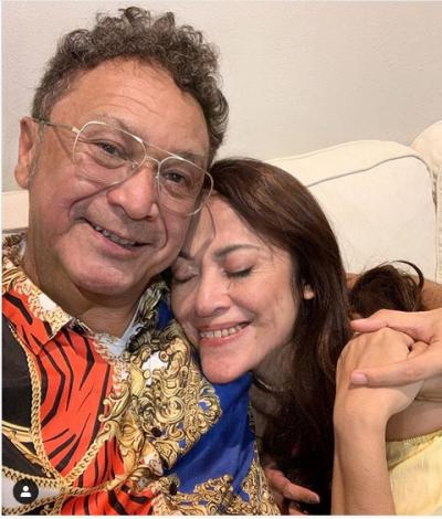 Ikutan Pasang Foto Tua Pakai FaceApp, Giring dan Istri Malah Tuai Pujian