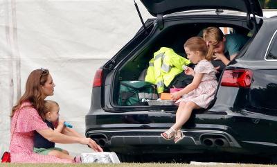 Ini Alasan Khusus Kate Middleton dan Meghan Markle Pilih Bepergian Menggunakan Mobil