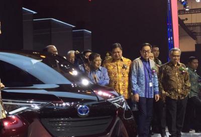 Menperin Tantang Gaikindo Ekspor 350.000 Unit Mobil Tahun Ini