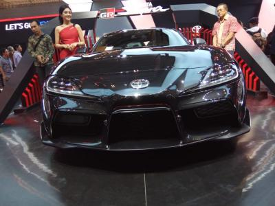 Toyota Boyong 3 Mobil Baru & 9 Model Kendaraan Dress Up di GIIAS 2019