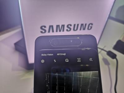 Soal Ketahanan Rotating Camera Galaxy A80, Samsung: Sudah Diuji Berkali-kali
