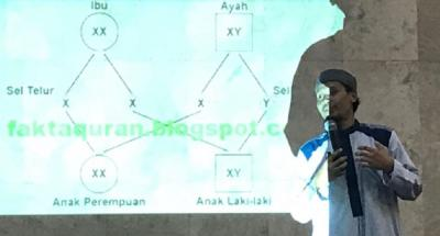 Waduh! Seminar Poligami Rahmat Baequni Dihadiri Banyak Pria Muda