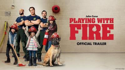 Netizen Kritik Aksi John Cena dalam Trailer Perdana Playing with Fire
