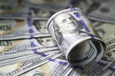 Dolar AS Melemah Tertekan Data PHK