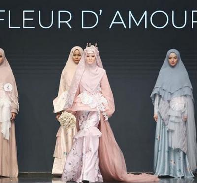5 Model Hijab Indonesia, Cantiknya Bikin Hati Adem