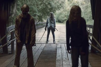 Trailer Walking Dead Season 10 Suguhkan Pertempuran Besar The Whisperers