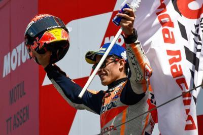 Potensi Marquez Juara Musim Ini Amatlah Besar