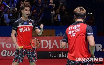 Pastikan All Indonesian Final, Marcus Kevin Ungkap Kunci Sukses Atasi Wakil China