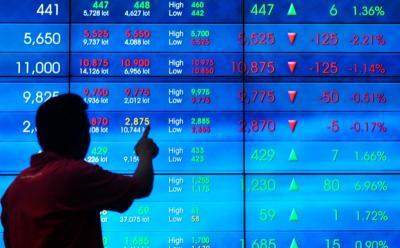 IHSG Tergelincir ke 6.428 di Sesi I Perdagangan